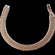 Napier Delicate Gold tone Open work Bracelet