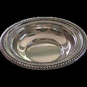 Sterling Silver Pierced Bowl Amston
