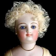 Antique Bru Smiler French Fashion Doll To Dress