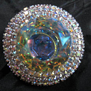 """Fabulous """"Weiss"""" Signed Brooch/Pin"""