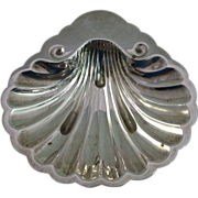 S. KIRK & SON Sterling Silver Seashell Dish #402  STERLING Silver