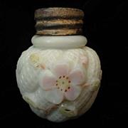 EAPG Northwood Apple Blossom Salt Shaker 1896