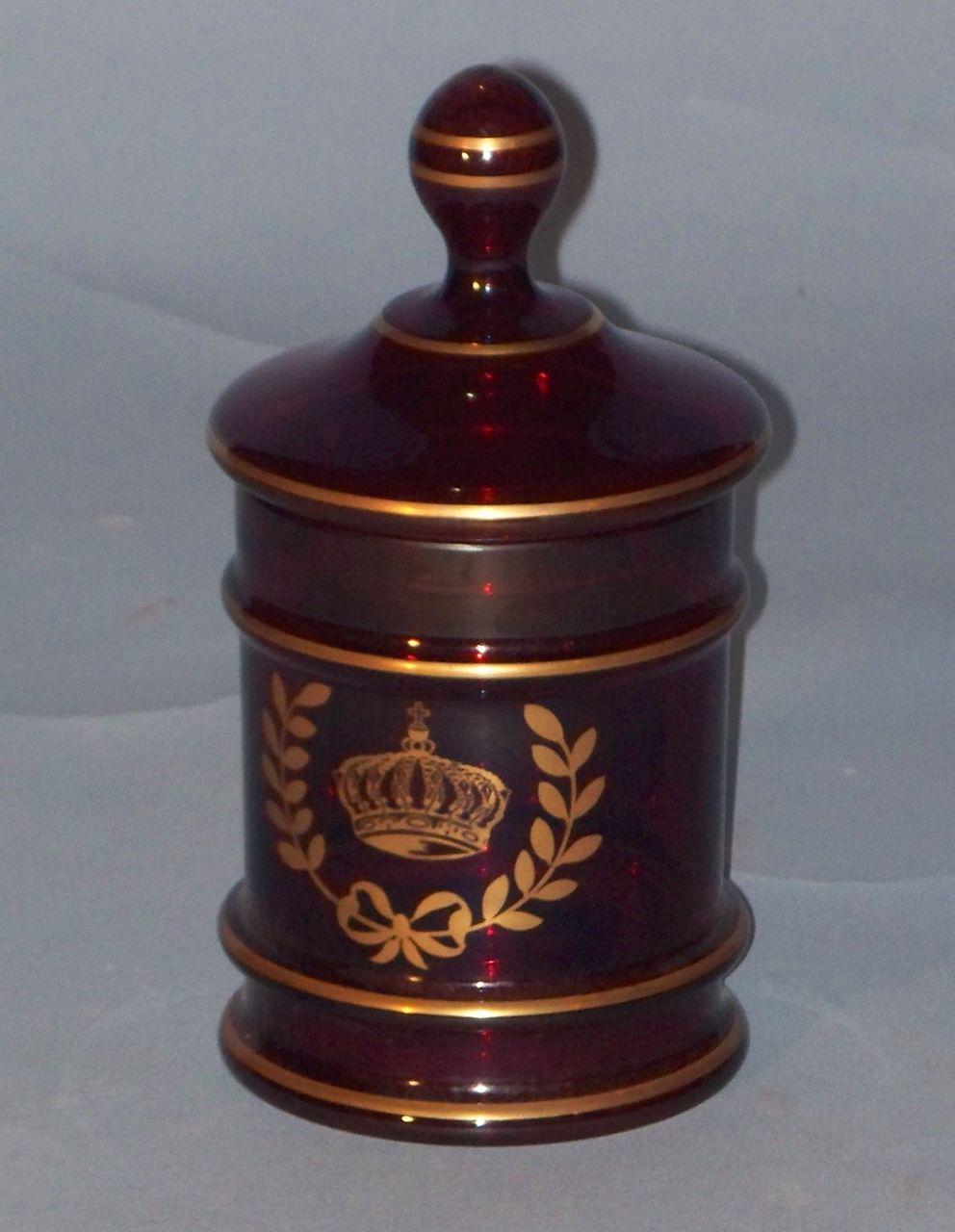 Cranberry Jar