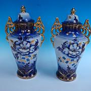 Large Porcelain Urn