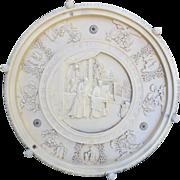 Thai Architectural Medallion