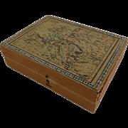 Map Puzzle Blocks Set