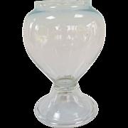 Early Blown Glass Leech Jar
