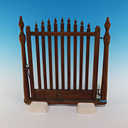 Salesman's sample of a Gate