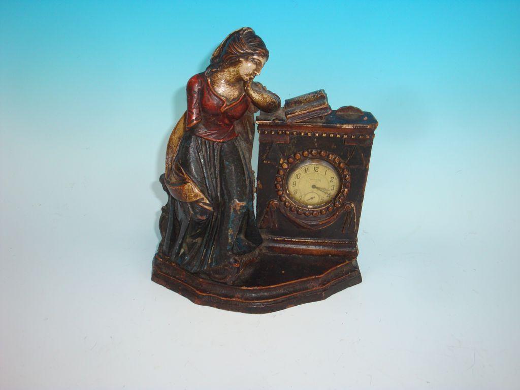 A Very fine carved watch Hutch