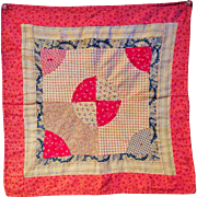 Early 1900's Doll Quilt