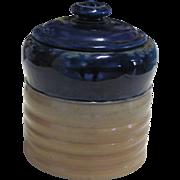 Tobacco Jar-Royal Doulton