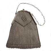 Antique Chain Mesh Bag