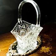 Heisey Basket 1916 Patent Date