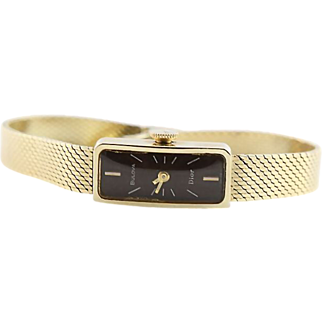 Dior 14K Gold Watch, Swiss Made