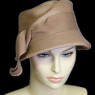 Beautiful Vintage Raleigh Hat