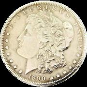 1890 Morgan Silver Dollar Philadelphia Stunning Condition