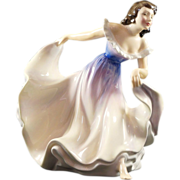 c.1958  Royal Doulton  Figurine  THE GYPSY DANCE  Exceptional
