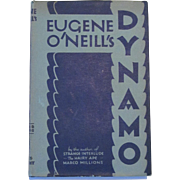 First Edition c.1929 Dynamo  Eugene O'Neill  3-Act Play  DJ