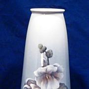 """11"""" Royal Copenhagen Vintage Floral Vase"""