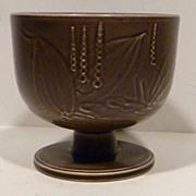 Copenhagen Aluminia Art Deco Pottery Vase