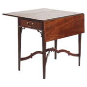 SALE American Chippendale Antique Pembroke Table, Pennsylvania c. 1780
