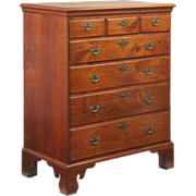 SALE American Chippendale Antique Chest of Drawers, Pennsylvania, 18th Century