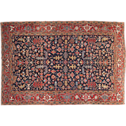 SALE Fine Authentic Antique Heriz Persian Rug
