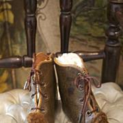 Alart Leather Boots for Bébé