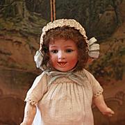 Rare Small Heubach Character Doll