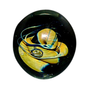 SOLD Kent Ipsen Paperweight
