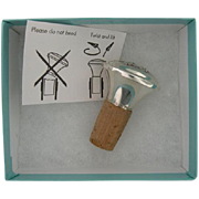 Tiffany & Co. Vintage Sterling Silver Wine cork Stopper