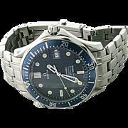 Men's Omega Seamaster Professional Chronometer 300M Watch