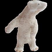 Polar Bear Bisque Cake Decoration c1920