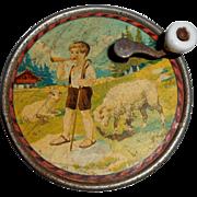 Swiss Musical Box c1915