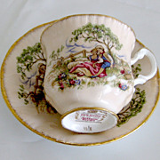 1950's Paragon Vintage Cup and Saucer