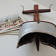 Monarch Stereoscope And Viewing Cards