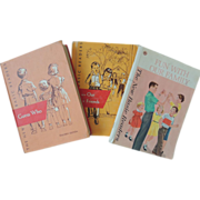 3 Books From The Dick and Jane Series