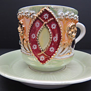 Erphila Cup & Saucer Germany