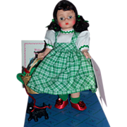 """SALE 8"""" Madame Alexander - Dorothy from the Emerald City Series - MINT w/Box"""