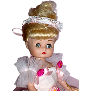 """SALE 9"""" Ballerina HP Doll - An Doll Made by Effanbee c1980's"""