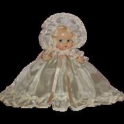 "So sweet - Little 7"" HTF Eugenia Dolly A/O - c1930's"
