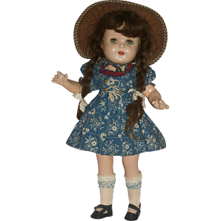 "Lovely 18"" Arranbee R&B Composition Doll c1930-40's"
