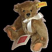 """Vintage 9"""" Steiff Jointed Teddy Bear"""