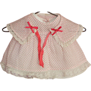 """SOLD Vintage 3-piece Outfit for 14"""" Composition Doll"""