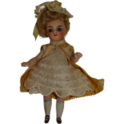 SALE PENDING Pretty nicely dressed mignonette doll