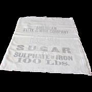 Vintage American Sugar Sack