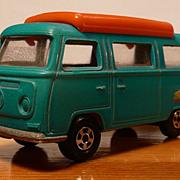 Matchbox #23e - Volkswagen Camper - SFW - NB - ca. 1970-72