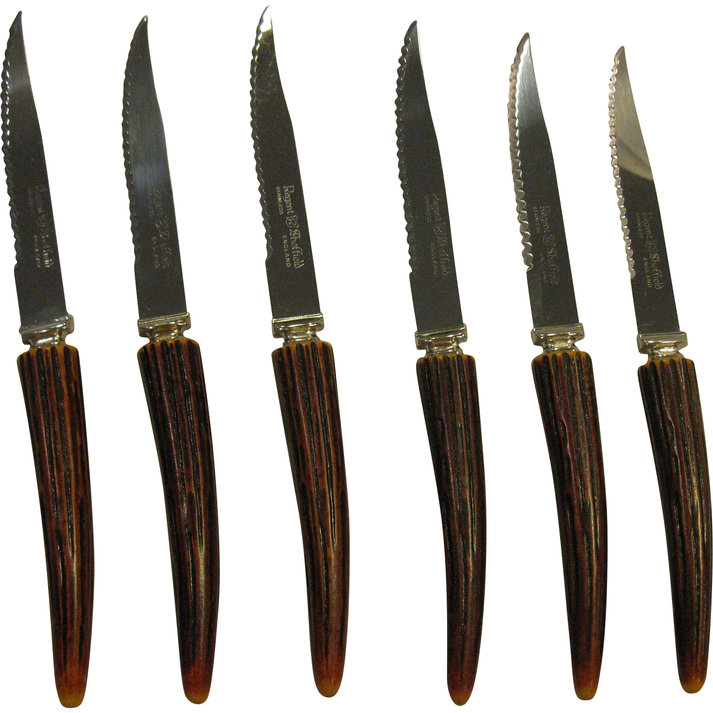 Vintage Steak Knives 110