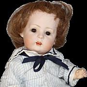 ANTIQUE GERMAN BISQUE BABY DOLL