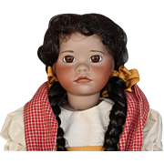 "WENDY LAWTON ""THE BLESSING - MEXICO"" ALL BISQUE DOLL"